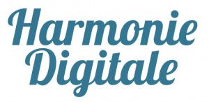 Logo d'Harmonie Digitale